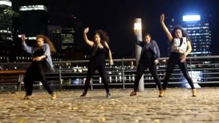 Wande Coal - Kpono Ft. Wizkid Afrofusion Coreo Daii Robledo Molina