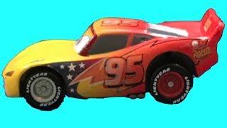 Mobil Disney Pixar: Toko Cat Tubuh Ramone Lightning McQueen Color Leaning