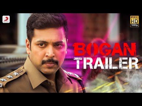Bogan - Official Tamil Trailer | Jayam Ravi, Arvind Swami, Hansika | D. Imman