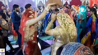 Indian wedding dance from new delhi