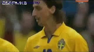 QWC 2010 Sweden vs. Malta 4-0 (10.06.2009)