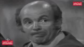 كواليس القناة الأولى المغربية في 1990 - التلفزة المغربية قديما