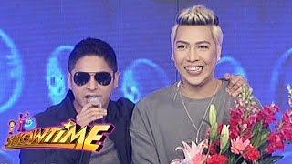 It's Showtime: Vice Ganda thanks Coco Martin