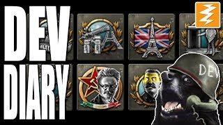 TOUGHEST ACHIEVEMENTS YET!!! - Dev Diary - Hearts of Iron IV