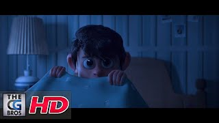 """CGI 3D Animated Short: """"The Return Of The Monster""""  - by The ROTM Team"""