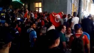 World cup June 20 Tunisia