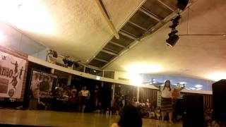 Carrot Man-Dance at Grand Canao