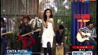 CITRA HAPPY LESTARI Live At 8-11 Show (19-11-2012) Courtesy METRO TV