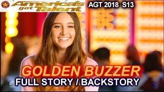 Makayla Phillips 15 yo GOLDEN BUZZER WINNER  FULL STORY  America