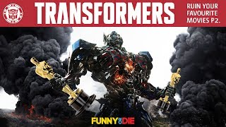 Transformers Ruin Your Favorite Movies (Part 2)