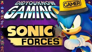 Sonic Forces - Did You Know Gaming? Feat. Chadtronic