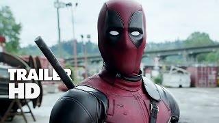 Deadpool - Official Film Trailer 2 2016 - Ryan Reynolds Movie HD