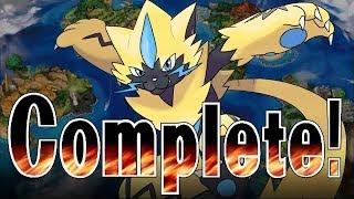 Pokémon Generation 7 IS FINISHED! Pokemon Nintendo Switch 2018 Is Coming