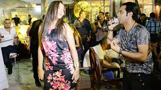 """شبية """"صافيناز"""" ترقص بعيد ميلاد رولا اسير احسن"""