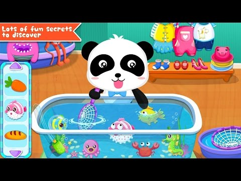 Baby Panda Games Baby Panda s Supermarket Explore And Find & Learn And Have Fun TwinkleStarsTV