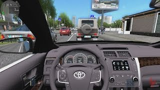 City Car Driving - Toyota Camry V50