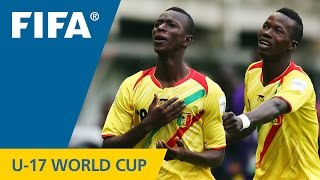 Highlights: Mali v. Honduras - FIFA U17 World Cup Chile 2015