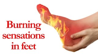 Home remedies for burning sensations in feet