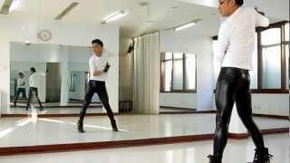 Jason's T-ara Sexy Love Dance Cover