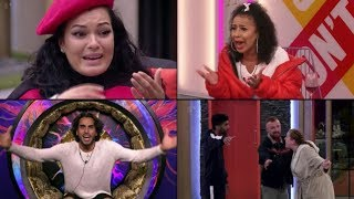 Big Brother 19 UK - All Fights/Drama
