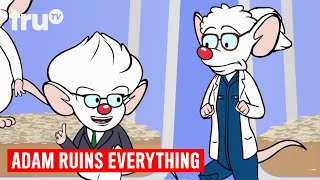 Adam Ruins Everything - The Problem with Lab Mice | truTV
