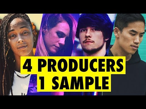 Xxx Mp4 4 PRODUCERS FLIP THE SAME SAMPLE Feat Virtual Riot Bad Snacks Sarah The Illstrumentalist 3gp Sex