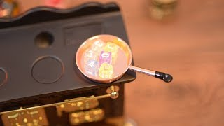 For cute pets. / stop motion / miniature / ASMR