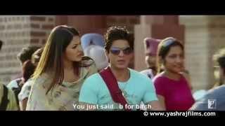 Sarukhan I am ready Partner   Scene   Rab Ne Bana Di Jodi   YouTube{FJ}