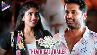 Chal Mohan Ranga Movie Trailer | Nithiin | Megha Akash | Pawan Kalyan | Trivikram | Thaman S