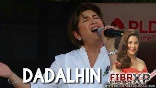 REGINE VELASQUEZ - Dadalhin (FIBR Experience Live @ Laguna!)