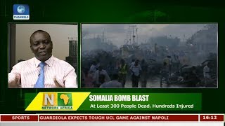 Somalia Bomb Blast: The World Has Been Unfair To Somalia-- Lecturer |Network Africa|