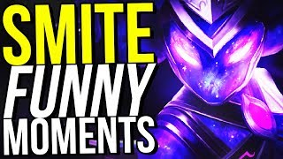 HOW TO MYTHYMOO! - SMITE FUNNY MOMENTS