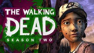 The Walking Dead: NOT HIM....