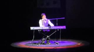 Hello  - (Lionel Richie) cover by Surjoprovo Mazhar (Live)