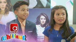 ASAP Chillout: Sam and Lyca text each other