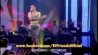 Yesterday (Best Version) - Regine Velasquez [HD]