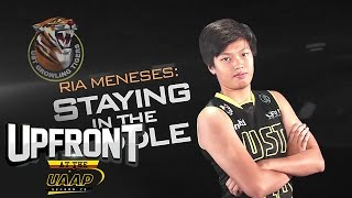 Ria Meneses | Upfront at the UAAP