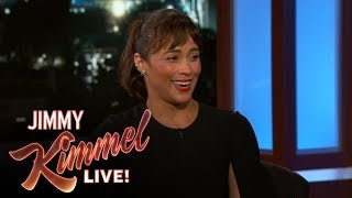 Paula Patton on Growing Up with Gary Coleman