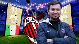 ПОЙМАЛ ЛЕГЕНДУ (92) МИЛАНА в HAPPY-GO-LUCKY  - FIFA 18
