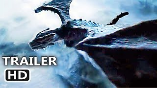 GAME OF THRONES Season 8 Official Trailer Teaser (2019) GOT S08 HD