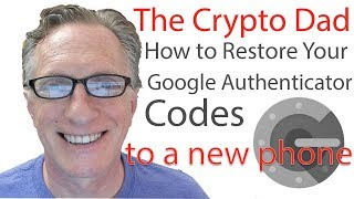 How to Restore Google Authenticator from Backup