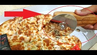 How to Make a Pizza Cutter with hdd very easy