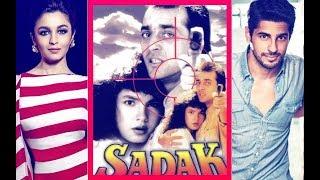 Has Alia Bhatt & Sidharth Malhotra's SPLIT Put Sadak 2 In DANGER Zone? | SpotboyE