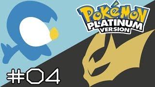 Detonado de Pokémon Platinum parte 4 - Roark, Professor mal educado e Magikarp!