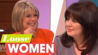 Coleen Jokes She'd Run Off With Eamonn Holmes if Ruth Died | Loose Women