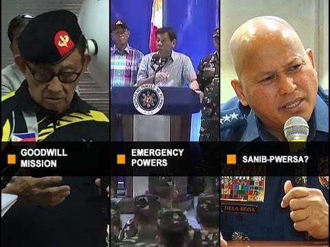 UNTV News & Rescue HATAW BALITA Full Episode August 10 2016