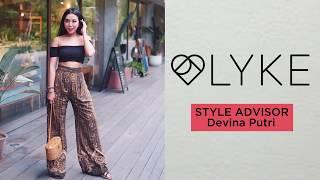 LYKE Style Advisor - Devina