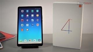Xiaomi Mi Pad 4 Plus Unboxing & In Depth Review