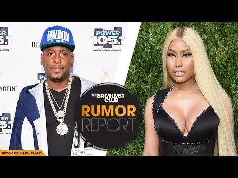 Xxx Mp4 DJ Self Responds To Nicki Minaj S Twitter Attack 3gp Sex
