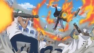 One Piece Battle for Dressrosa AMV  Diamond Eyes Shinedown